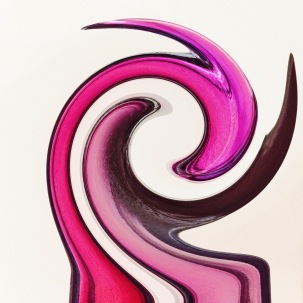 Purple Twist and Turn.1 ©lisamariewaddell